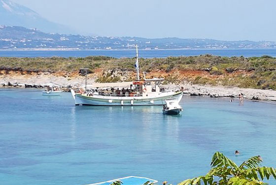 Vardiani Island Kefalonia