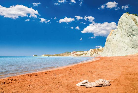 Xi Beach Kefalonia Cruises